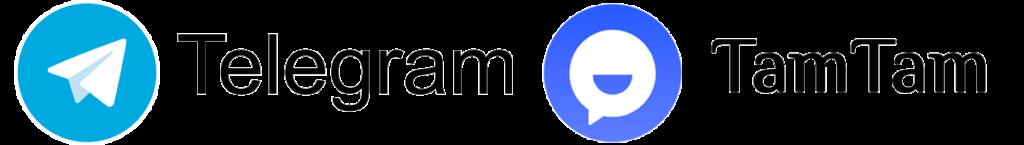 TamTam схожесть с Telegram
